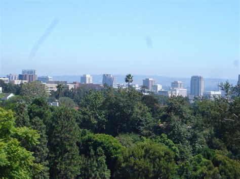 california möbel los angeles ca view from bel air westwood ucla