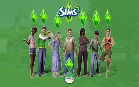 the sims sims 3 wallpaper the sims 3 wallpaper 6549714 fanpop