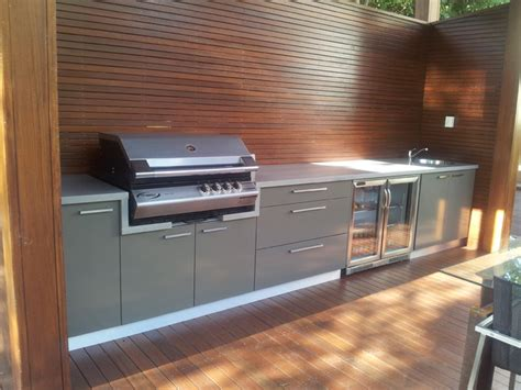Kitchen Cabinet Perth by Wahronga Bbq Area