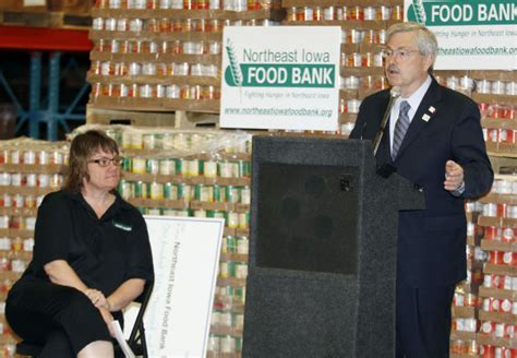 northeast iowa food bank receives 150 000 donation