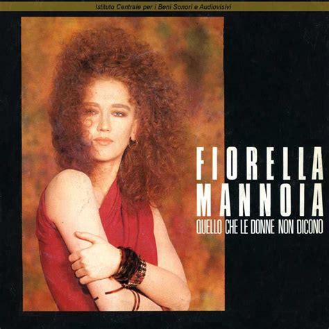 mannoia quello le donne non dicono testo discografia nazionale della canzone italiana