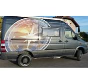 Amenagement Dun Sprinter 4x4 Camping Car