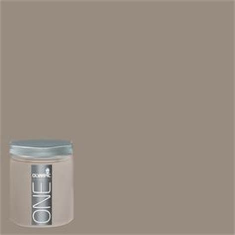 shop olympic 8 oz eiffel tower interior satin paint sle at lowes