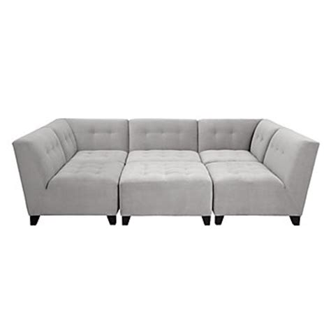 modular sectional couches modular sectional vendome sectional sofa z gallerie