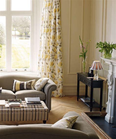 laura ashley hydrangea living room   home
