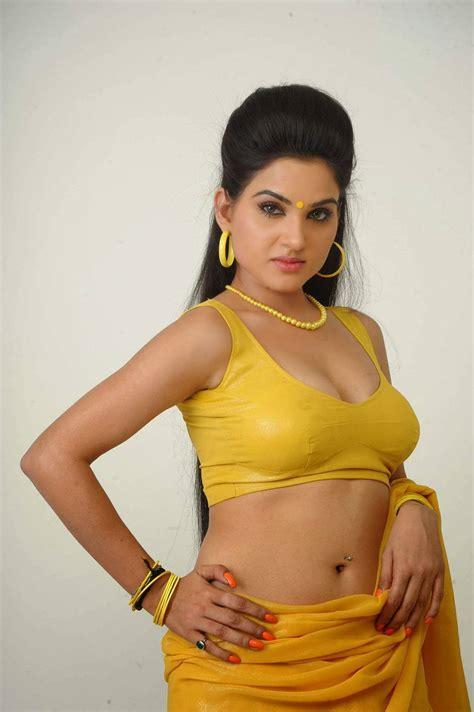 Salma By Kavya kavya singh yellow saree south indian