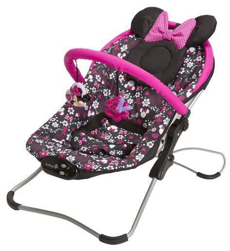 minnie mouse baby swing disney minnie pop bouncer