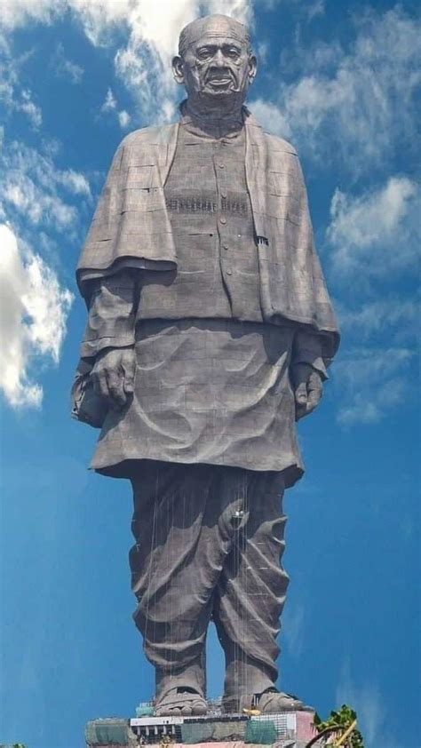 statue  unity interesting facts   sardar patel