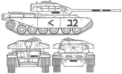 blueprints free centurion tank blueprint free blueprint for 3d