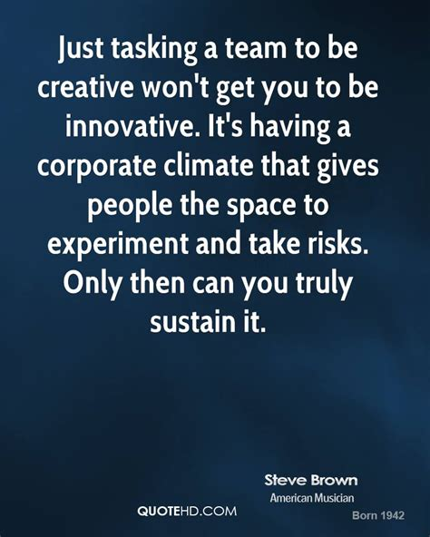 where others won t taking innovation from the locker room into the boardroom books steve brown quotes quotehd