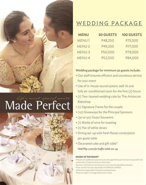 Wedding Cakes Zamboanga City by Weddings At Aristocrat Restaurant Girlandboything