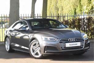 Audi A5 Diesel Coupe Audi A5 Diesel 2 0 Tdi Quattro S Line 2dr S Tronic For