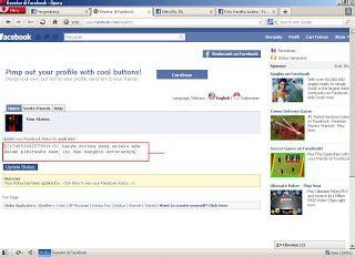 cara membuat setatus twitter ke facebook secret boyz cara membuat status facebook kosong