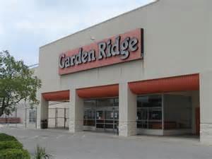 garden ridge confirms plans   store