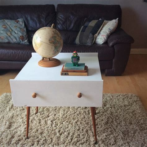 upcycle drawers into a diy coffee table