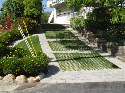 the styled life grass driveways