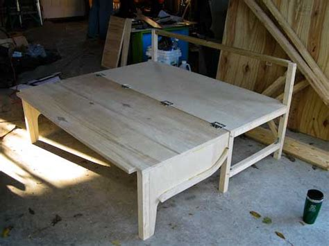 bench seats that fold into a bed andy chen photography cer conversion part 2