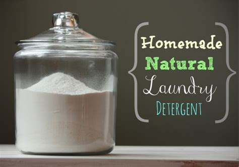 how to make laundry detergent borax free