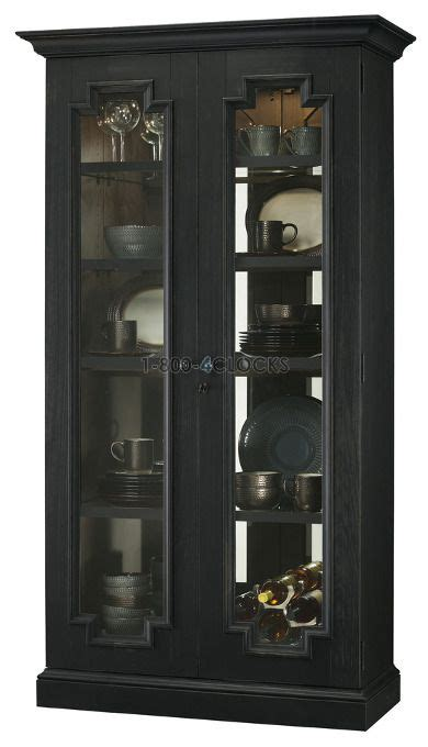 howard miller collector cabinet howard miller chasman iv collectors cabinet floor at 1 800