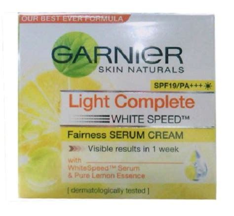 Garnier Light Complete White Serum garnier light complete white speed fairness serum