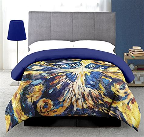 doctor who pandorica queen size comforter bedding sets