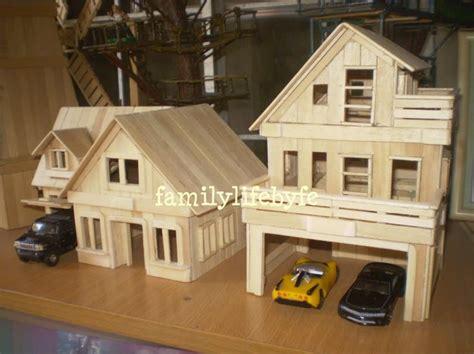 Popsicle Stick House Plans Popsicle Stick House House Plan 2017