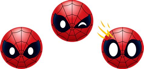 marvel emojis style guide