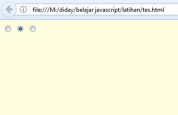 55 Tips Mempercantik Website Dengan Javascript cara merubah warna background dengan event onclick javascript