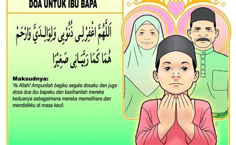 bersihkan hati doa  kedua  tua