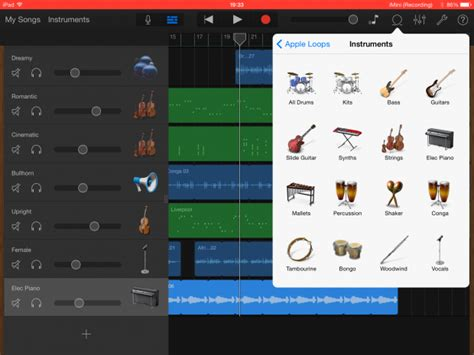 Garageband App Tutorial Garageband Tutorial How To Use Garageband On
