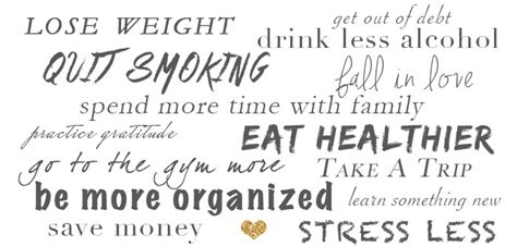 New Years Resolution Less Stress by Goal Planning Success Archives From Shelley With