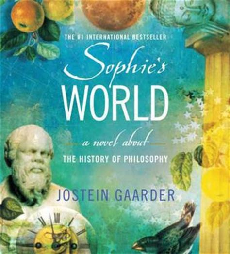 sophies world a novel listen to sophie s world a novel about the history of philosophy by jostein gaarder at