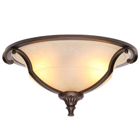 Home Decorators Collection Lighting by Home Decorators Collection Fairview 2 Light Heritage