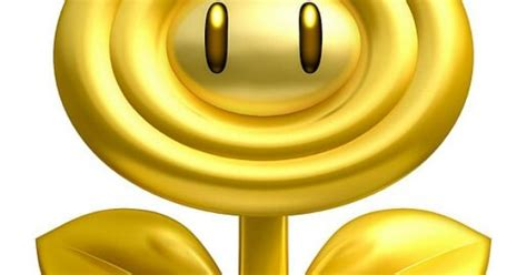 Bros Gold Flower B43547 gold flower characters new mario bros 2 jpg