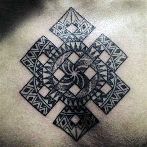 endless knot tattoo designs 50 endless knot designs for eternal ink ideas