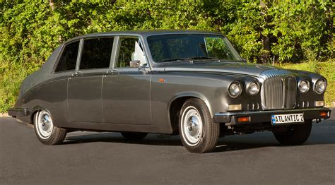 Classic Limousine by Suv