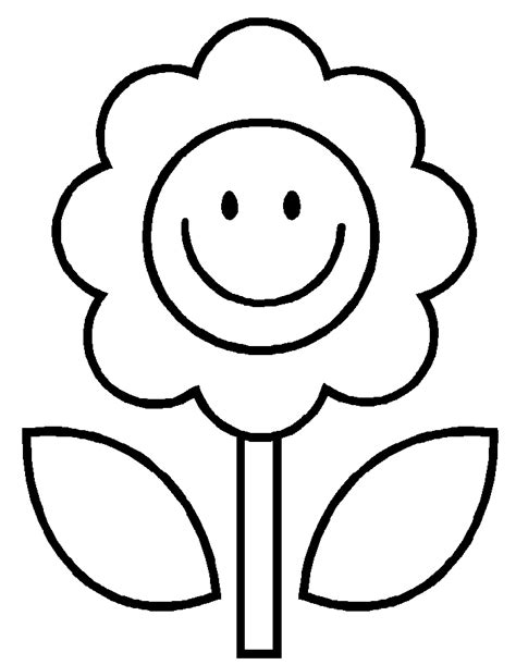 Bee and flower coloring pages getcoloringpages com