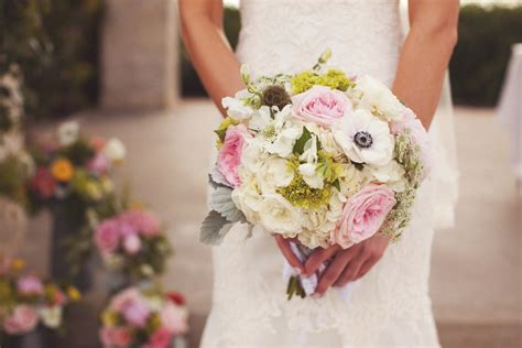 light pink and ivory wedding bouquets favorite bridal bouquets for light pink ivory roses