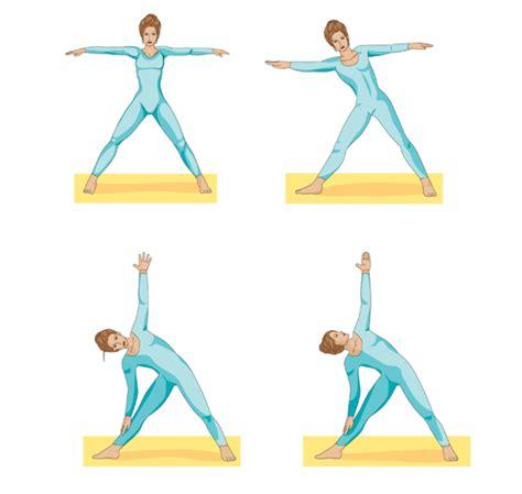 printable yoga positions
