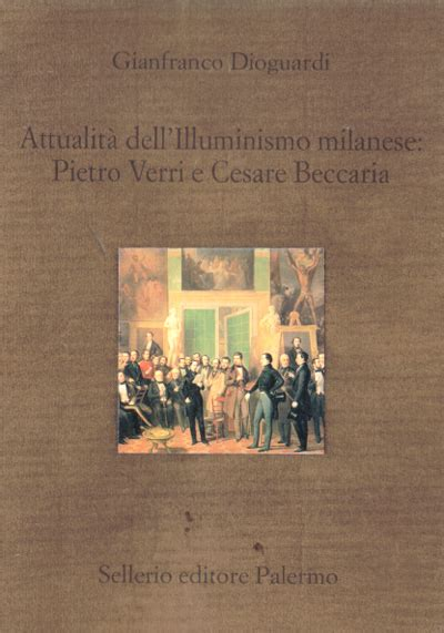 illuminismo milanese gianfranco dioguardi i libri