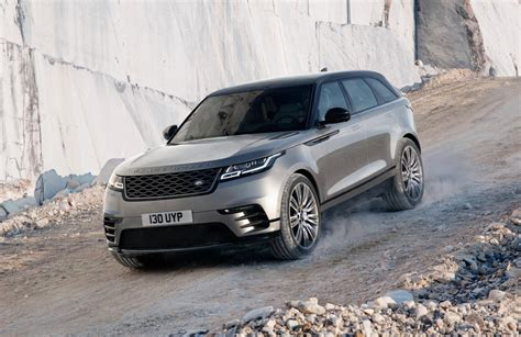 range rover land rover 2018 2018 land rover range rover velar preview