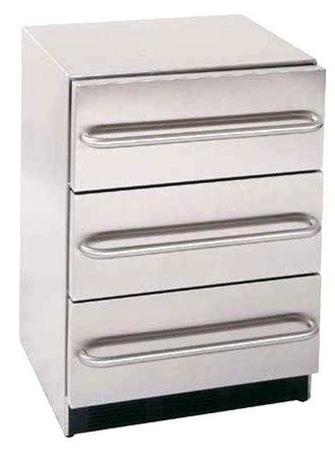 summit outdoor refrigerator drawers summit sp6dsstb os outdoor refrigerator all stainless