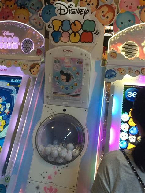 Gamis Tsum Tsum Pink photos and review of the tsum tsum arcade at puente