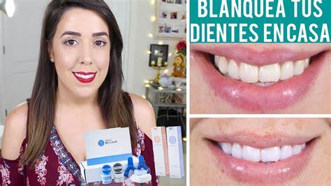 como blanquear dientes en casa blanquea tus dientes en casa youtube