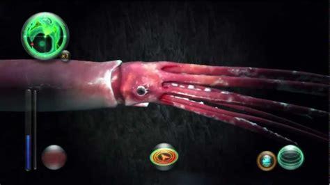 Gamis Squkin aquanaut s memories squid whale encounter