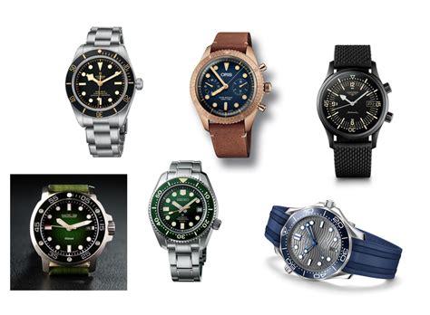 watchuseek dive top 5 best dive watches from baselworld 2018 watchuseek