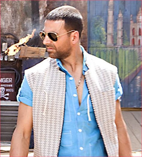 midlle path hair style akshay kumar rediff com hairstyles the bollywood way