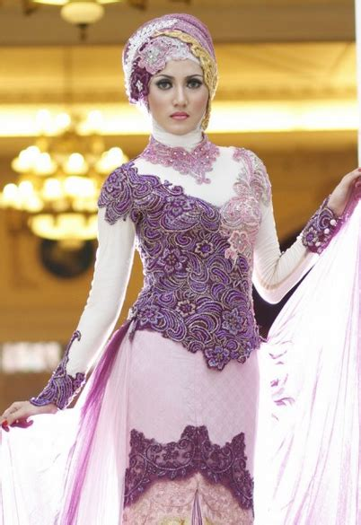 kebaya pesta muslim modern kebaya muslim modern untuk pesta kebaya gaun auto design