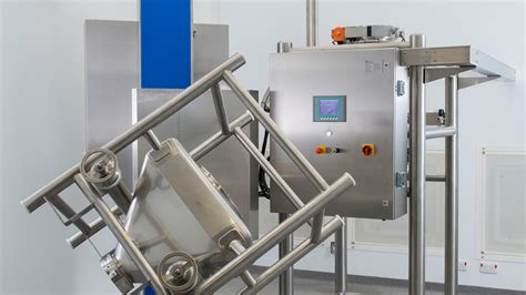 industrial sector improved still room ibc blenders