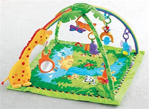 tappeto gioco fisher price fisher price tappeto della giungla pianeta beb 233